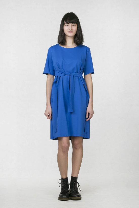 ONEDAY flop dress blue ff0fd35efb