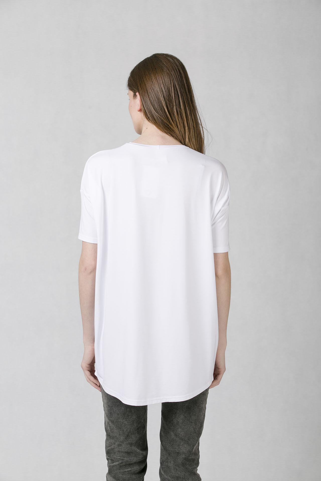 Dámské tričko ONEDAY s originálním potiskem od Víta Svobody a4c5afa19f
