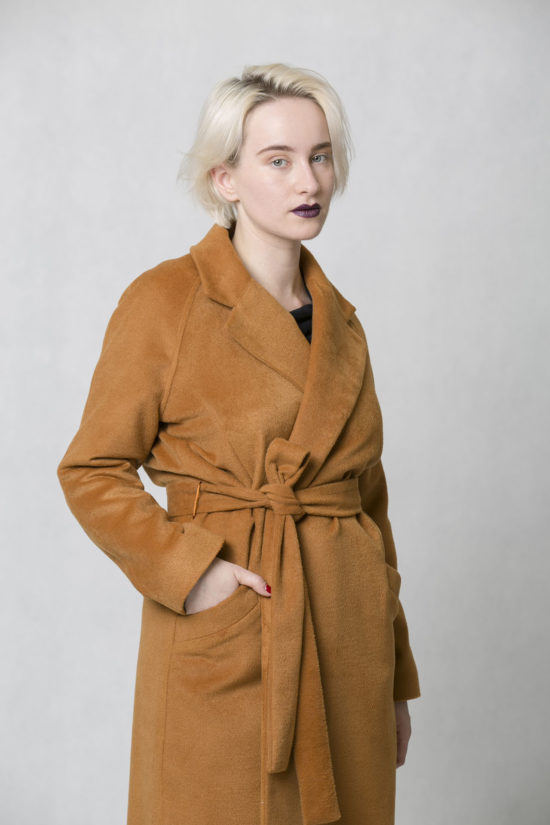 ONEDAY classy coat rusty. Kč7 b6ae28bfb8