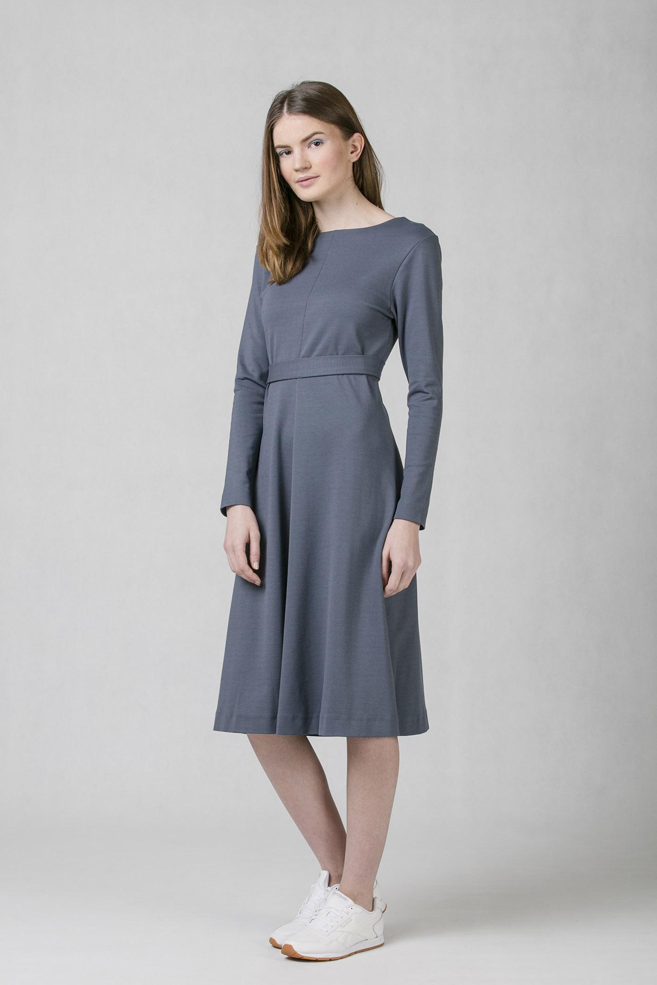 3a70d240ab0b Společenské šaty Oneday s áčkovou sukní v midi délce