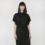 Caesar dress black