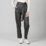 Pants grey stripe