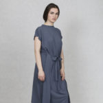 Variable dress blue